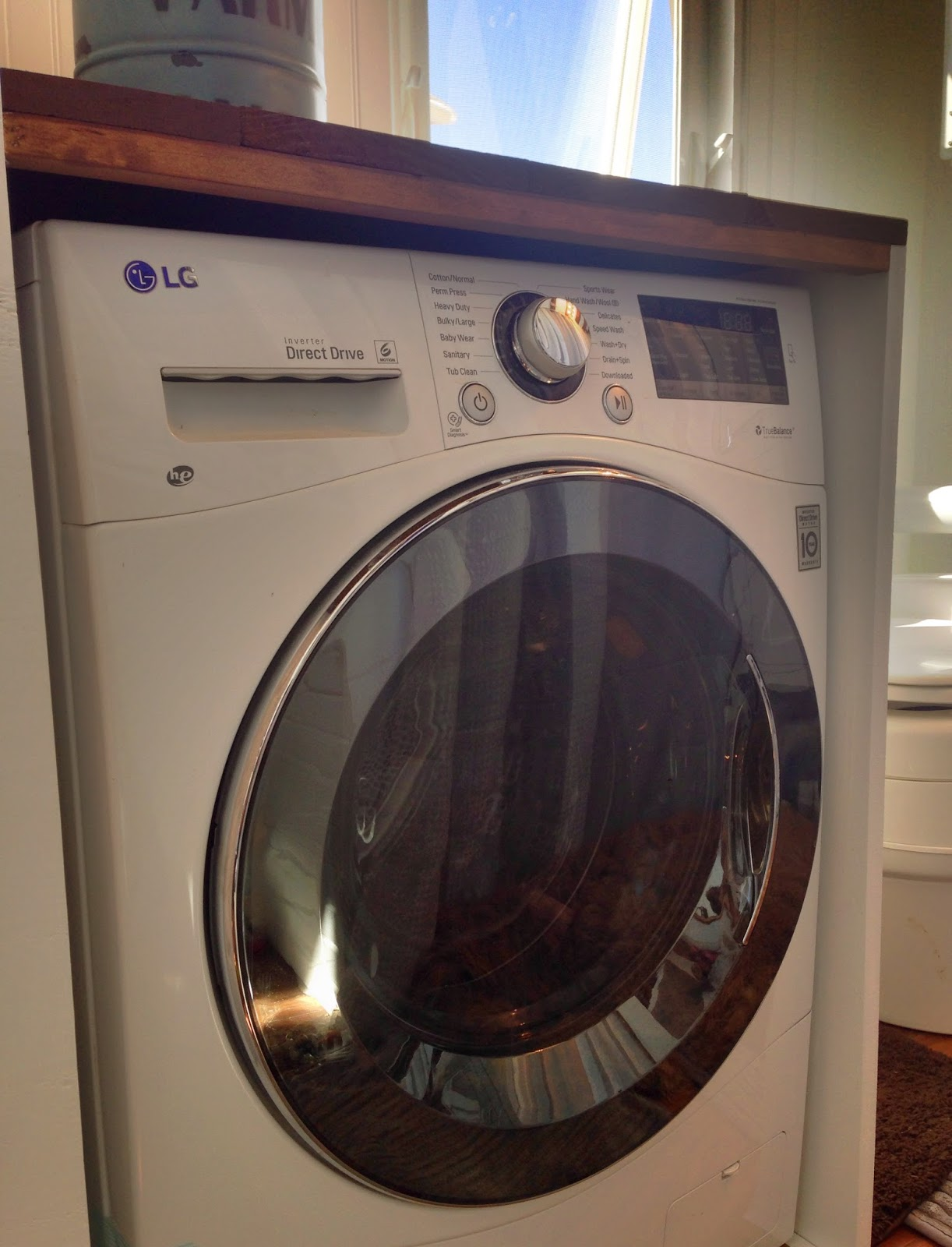 TINY HOUSE TOWN Mitchcraft Tiny Home For Sale. Tiny House Washer Dryer