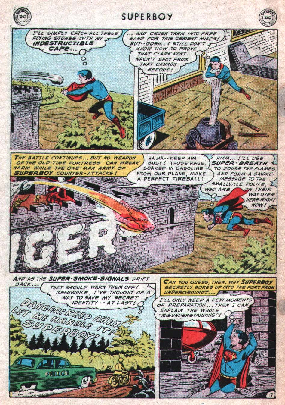 Superboy (1949) issue 46 - Page 27