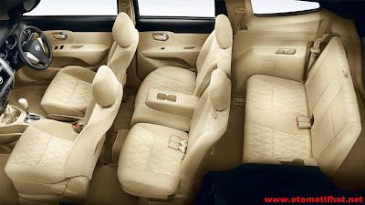 Model Desain Interior dan Eksterior Nissan Grand Livina