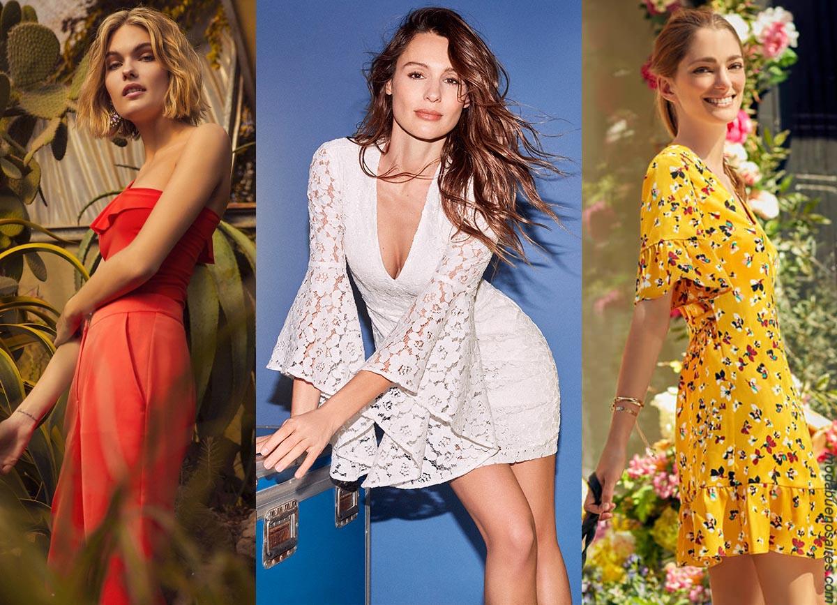 e45935d10f Moda 2019. Moda primavera verano 2019 - Tendencias de Moda primavera verano  2019.
