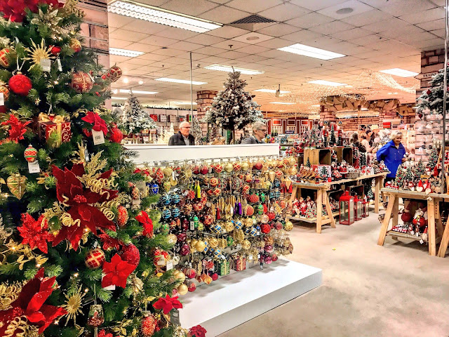 Fenwick Newcastle Christmas Department 2017, Mandy Charlton, Photographer, writer, blogger