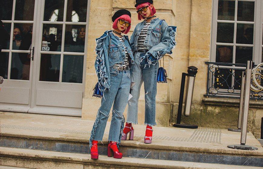 Paryžiaus gatvės stilius
