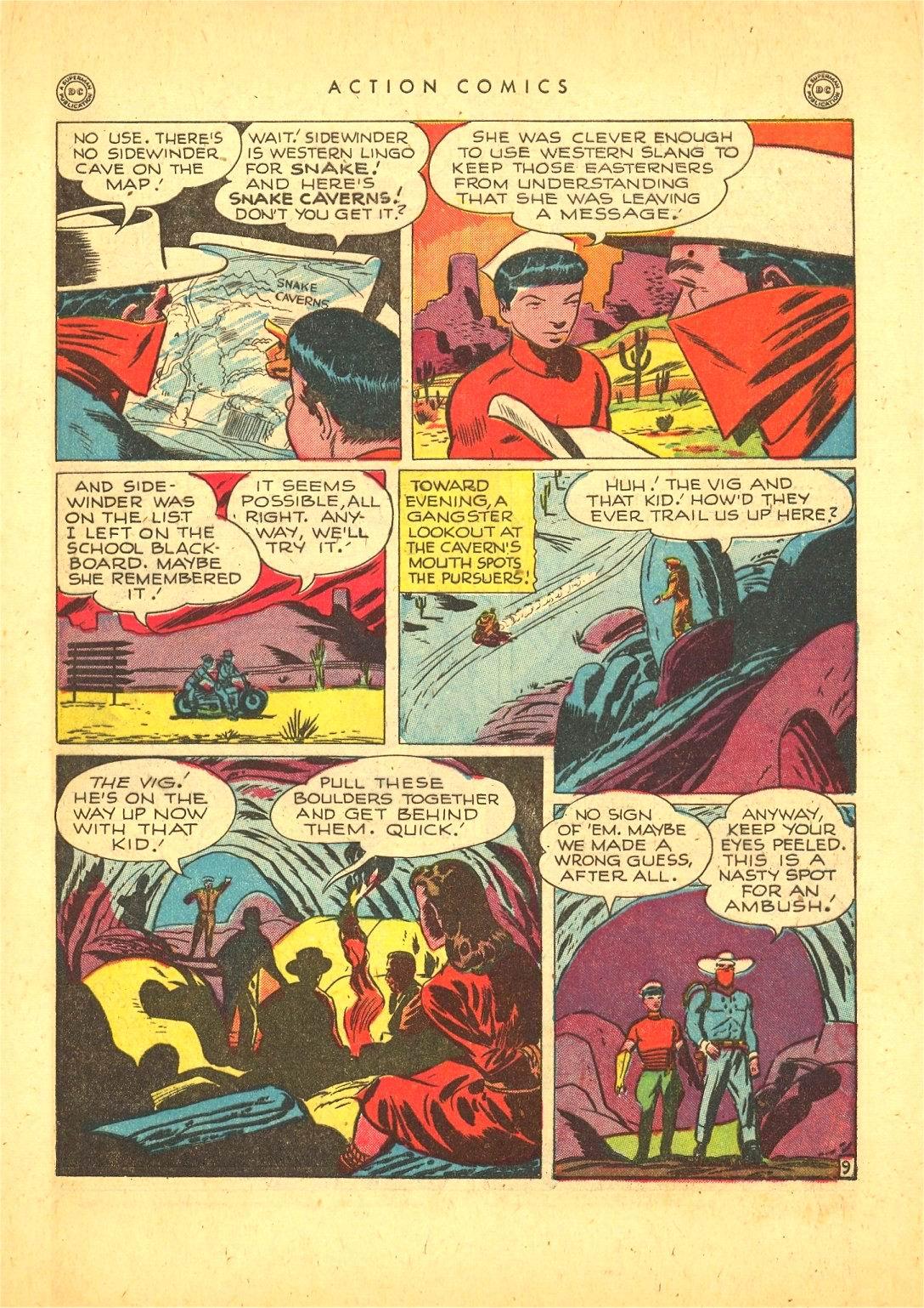 Action Comics (1938) 117 Page 45