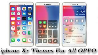 oppo Themes (ColourOS) Like Theme HiOS_Like iPhone - Technicguru360