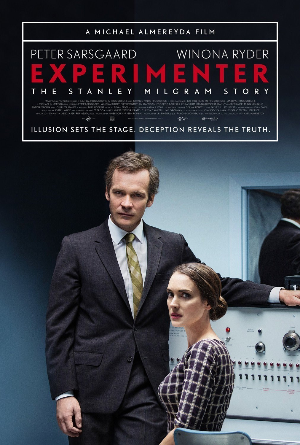 Experimenter 2015 - Full (HD)