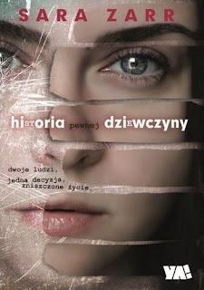"""""""Historia pewnej dziewczyny"""" Sara Zarr"""