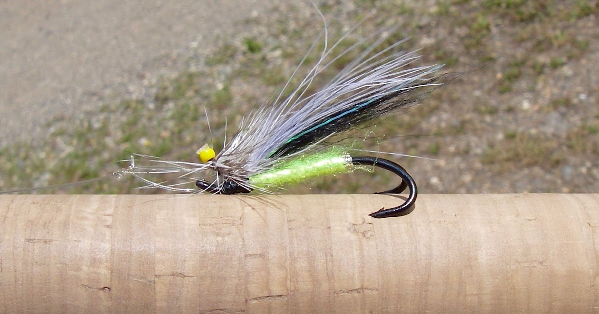 Atlantic Salmon Flies: Ghost Stonefly (var.): Video Step ...