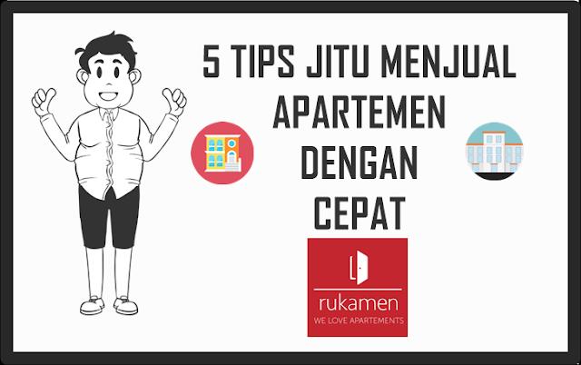 Cara Menjual Apartemen, Cara menyewakan Apartemen
