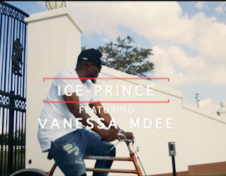 VIDEO: Ice Prince ft. Vanessa Mdee – No Mind Dem