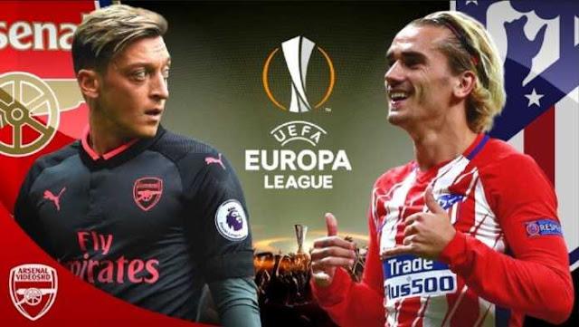 Prediksi Bola Arsenal vs Atletico Madrid Liga Eropa