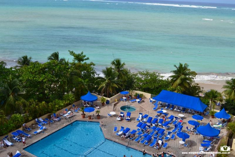 Onde se hospedar em San Juan