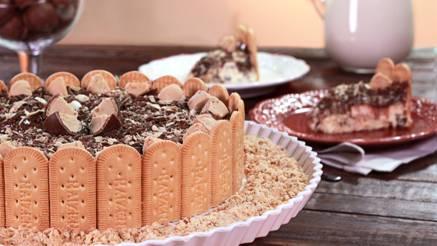 Dia de Cozinha: Torta Charlotte maizena fortaleza