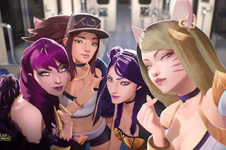K-Pop en videojuegos: League of Legends (LOL)