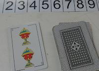 carta doble suma iguales