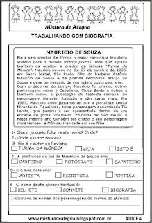 Biografia de Maurício de Souza