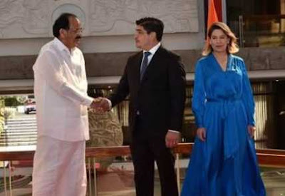 India and Costa Rica Signed Two Agreement