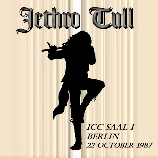 Jethro Tull - ICC saal 1, Berlin, 22 October 1987 - Guitars101 - Guitar