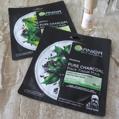 Garnier SkinActive Purifying and Hydrating Mattifying Mask*
