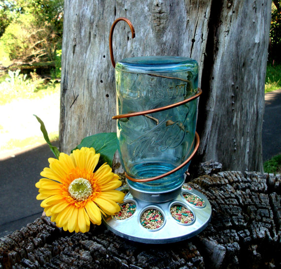 Country Barrel: Hanging Mason Jars & More! | Driven by Decor