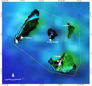 kepulauan krakatau