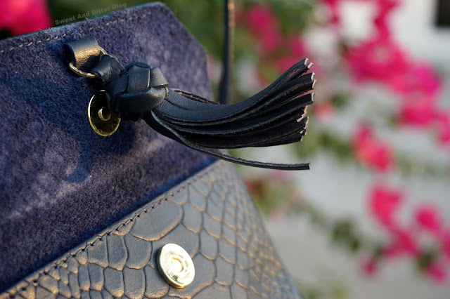 Hidesign Ellie Tassels Mini Bag