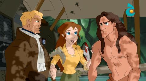 Kumpulan Gambar Legend Tarzan