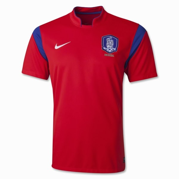 Jersi World Cup 2014