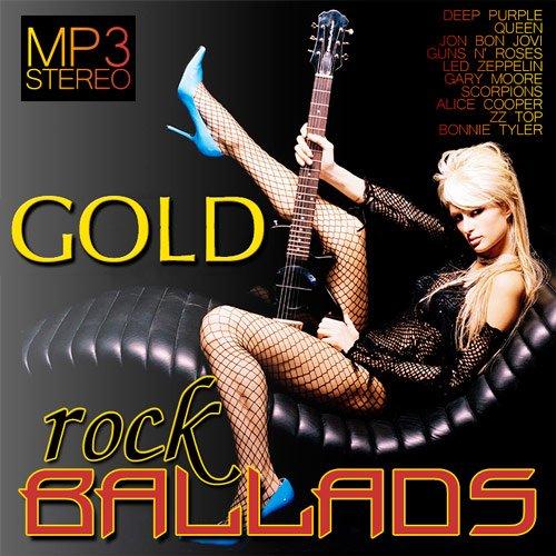Varios  - Gold Rock Ballads