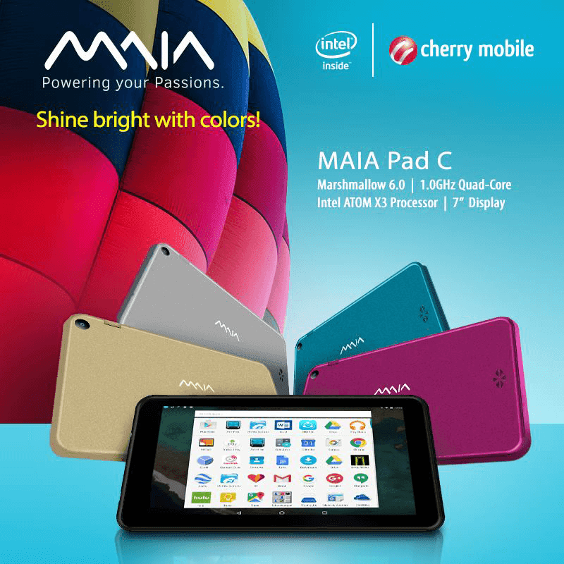 Cherry Mobile MAIA Pad C