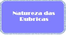 Natureza das Rubricas