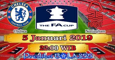 Prediksi Bola855 Chelsea vs Nottingham 5 Januari 2019