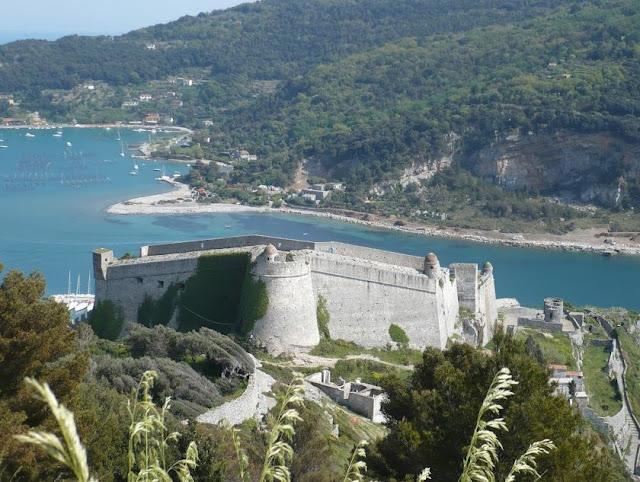 castello Doria a Portovenere