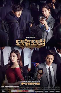 Sinopsis Bad Thief, Good Thief {Drama Korea}