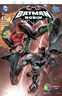 Os Novos 52! Batman e Robin - Anual #3