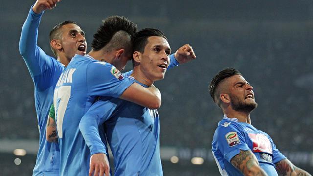 Serie A, la Roma ospitale l'Empoli. Big match tra Napoli e Juve