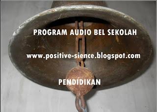 Program Audio Bel Sekolah News