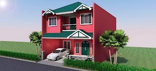 gambar rumah unik 3
