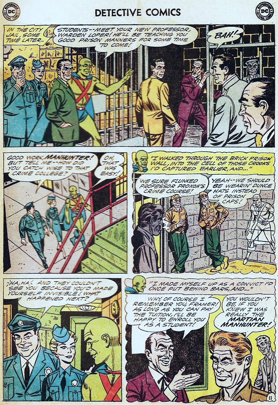 Detective Comics (1937) 304 Page 30