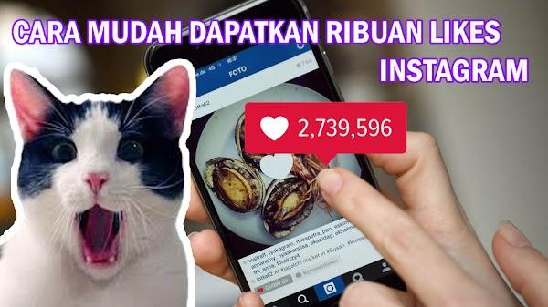 Ampuh! Cara Mendapatkan Ratusan Like Instagram Terbaru
