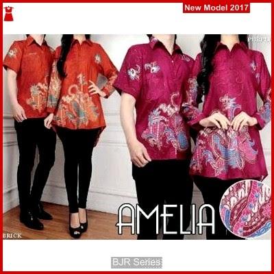 BJR144 E Baju Couple Amelia Murah Grosir BMG