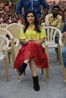 Mehreen Kaur Stills At Jaawan Movie Promotions At Chaitanya Mahila College 04.jpg