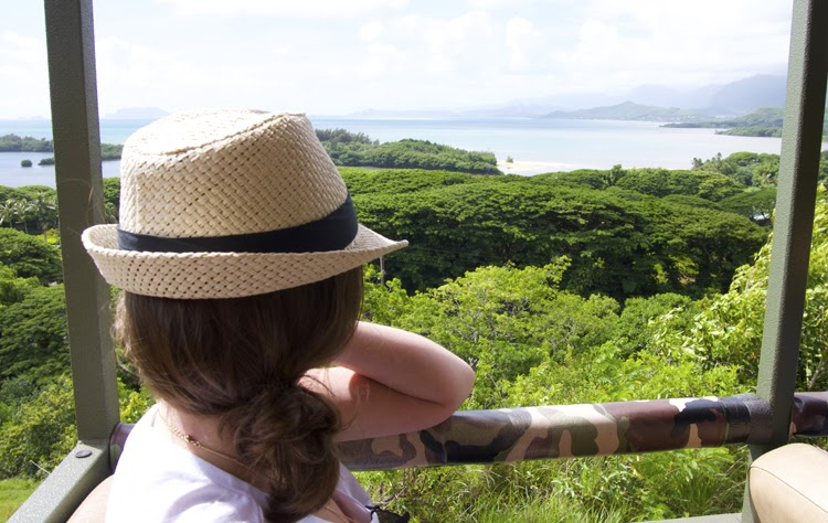 A Day at Kualoa Ranch 8 // Almost Chic