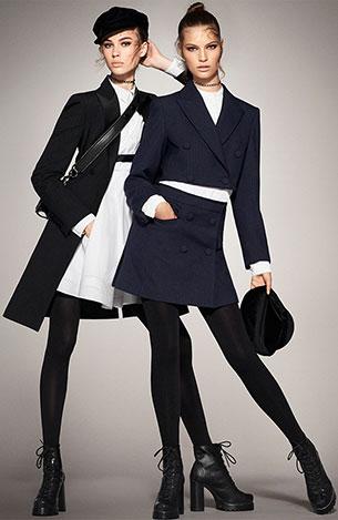 ropa mujer invierno Zara 2017 2018