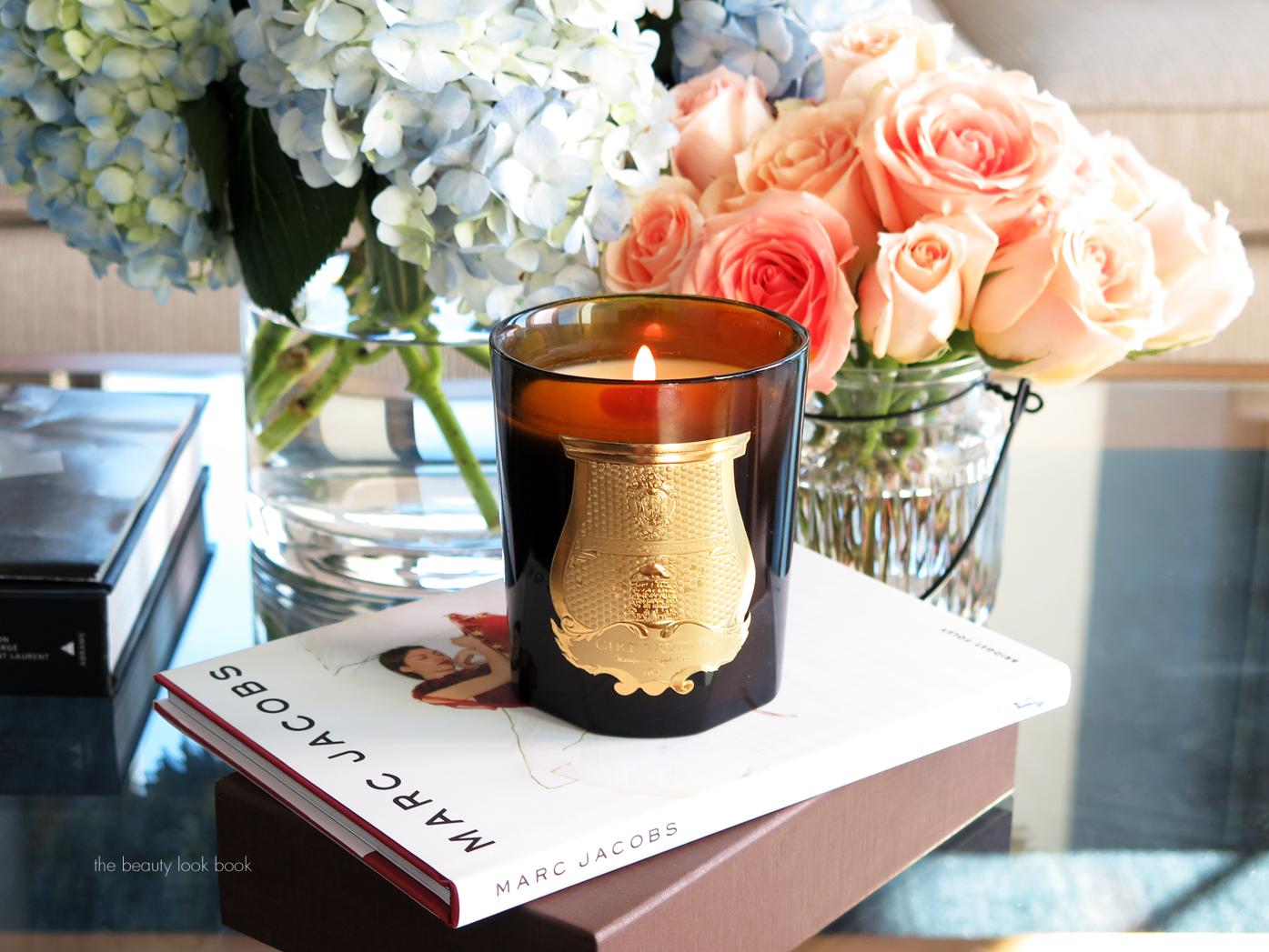 Cire Trudon Odalisque The Beauty Look Book