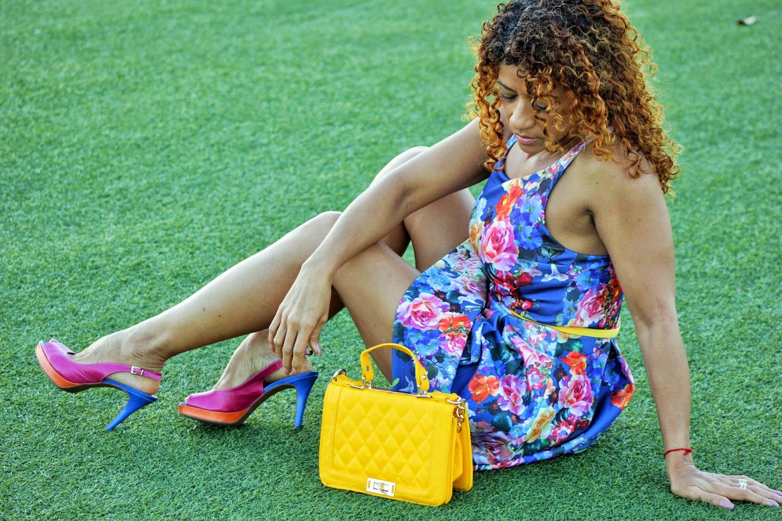 look+floral+Gracyjony+Nascimento+www.mulatadourada.com.br