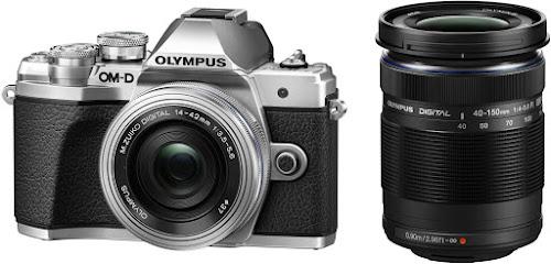 Olympus OM-D E-M10 Mark III (pack)