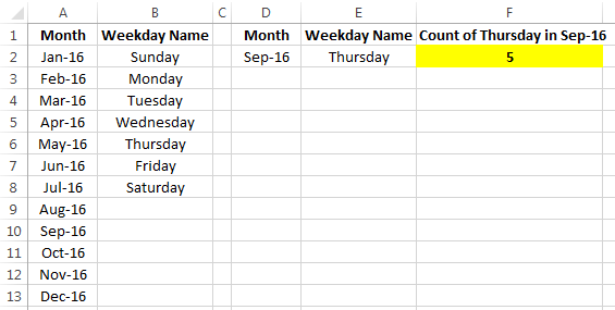 Excel VBA Tips: August 2016