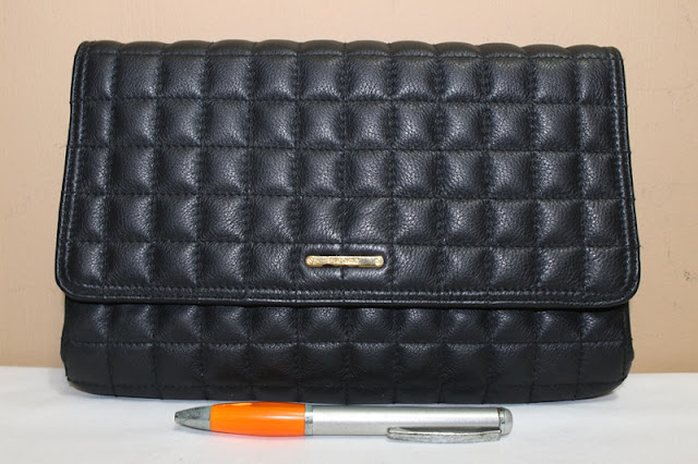 Tas Second Wishopp  Jual tas Picard quilted leather clutch Rp.850.000 4c19d0f1f5