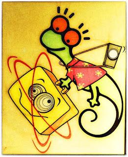 Mascote do Museu (Museu de Ciência e Tecnologia da PUCRS)