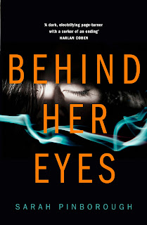 Behind Her Eyes by Sarah Pinborough